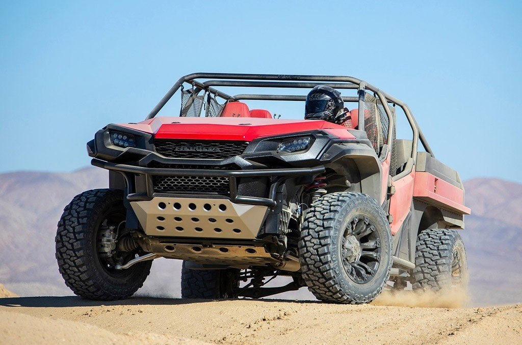 Honda Rugged Open Air Vehicle Concept, para disfrutar del aire libre