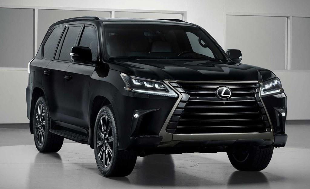 Lexus LX Inspiration Series, imagen siniestra y un completo equipamiento