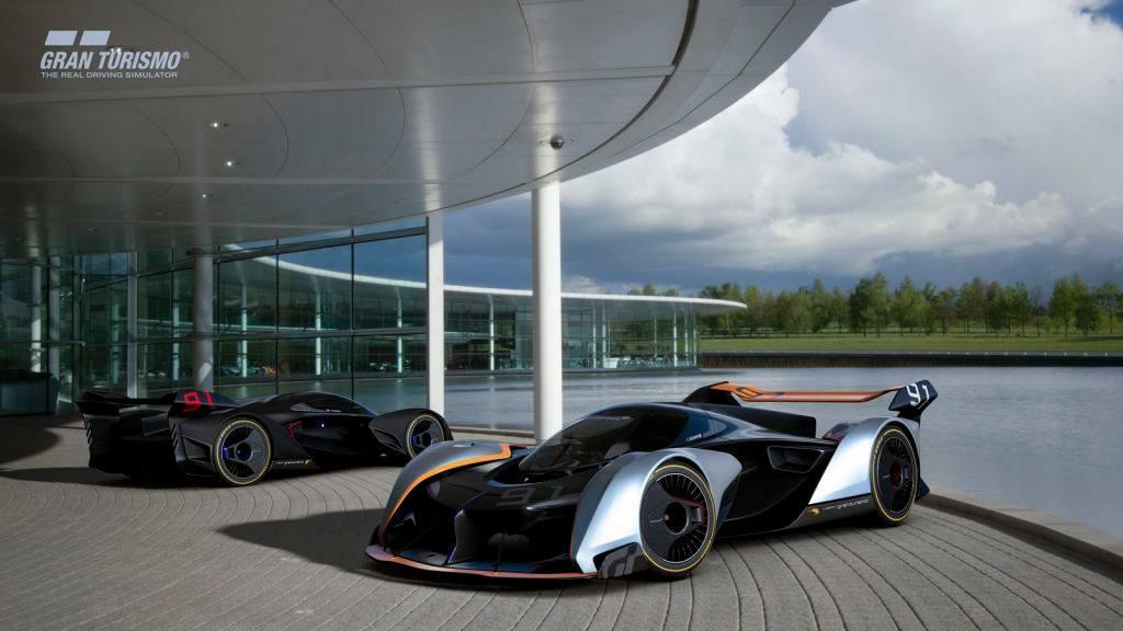 McLaren confirma que el proyecto BC-03 es un one-off de MSO