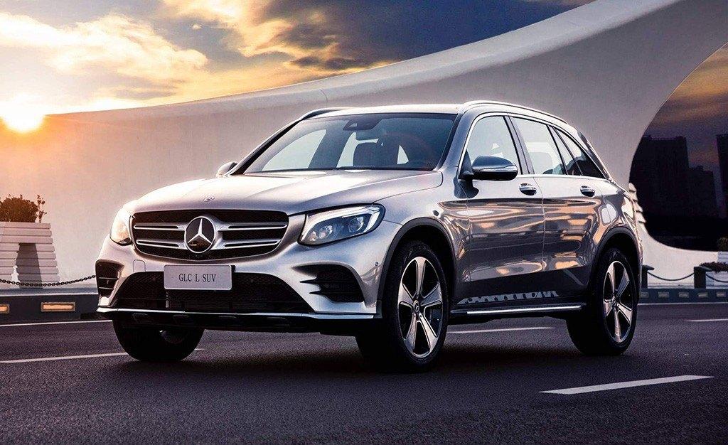 Mercedes Clase GLC L, el popular SUV estrena versión alargada en China
