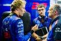 """Tost: """"Hartley debe mejorar para seguir en Toro Rosso, decidiremos en diciembre"""""""