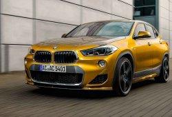 AC Schnitzer radicaliza al BMW X2 con un completo paquete de mejoras