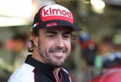 """Alonso: """"Estoy deseando competir con Toyota en Fuji"""""""