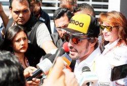 """Alonso: """"Ahora la Fórmula E no está dentro de mis planes"""""""