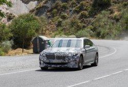 Alpina comienza las pruebas del actualizado B7 xDrive que debutará en 2019