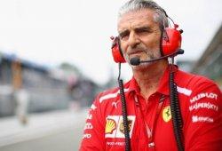 """Arrivabene: """"En Ferrari ganamos y perdemos juntos y yo soy el responsable final"""""""