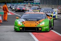 Así queda dividido el 'planeta' GT3 de SRO Motorsports