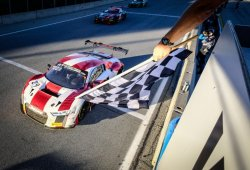 Audi y Mercedes se reparten los títulos en juego del IGTC