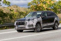 Audi Q7 2019, un primer vistazo al lavado de cara que está en camino