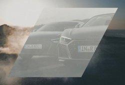 El nuevo Audi R8 2019 asoma en este primer adelanto