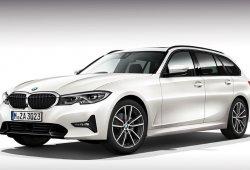 Así será el futuro BMW Serie 3 Touring (G21) que llegará en 2019