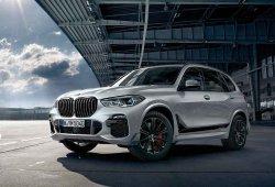 El nuevo BMW X5 se presenta con los accesorios M Performance