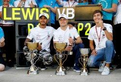 Bottas no aceptará ninguna victoria regalada de Hamilton