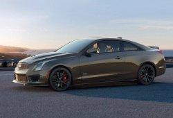 Nueva edición limitada Pedestal de los Cadillac ATS-V y CTS-V