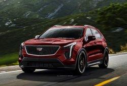 La propia Cadillac ha filtrado la futura versión XT4 V-Sport