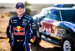 Carlos Sainz debutará con el Mini JCW Buggy en Marruecos