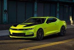 El nuevo Chevrolet Camaro 2019 estrena colores fluorescentes en SEMA