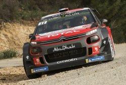 Citroën acude al Rally RACC con Loeb como gran estrella