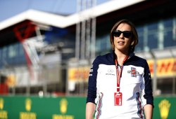 "Claire Williams: ""Estaríamos locos si no consideráramos a Ocon"""