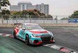 Triplete de Audi con victoria de Shedden en Wuhan