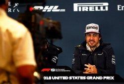 Alonso rinde tributo a Hamilton y le incluye en su Top 5 de campeones de F1