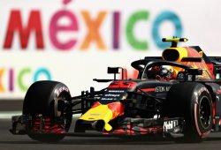 Red Bull pide paso en unos sorprendentes primeros libres de México