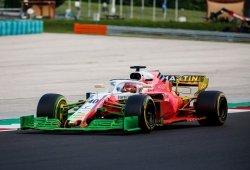 Dos cosas que no veremos en el test de Abu Dhabi: a Ricciardo de amarillo y los alerones de 2019