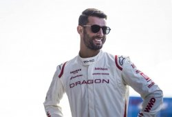 Dragon Racing confirma la renovación de 'Pechito' López