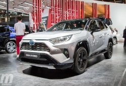 Conoce los detalles del nuevo Toyota RAV4 2019 en vídeo