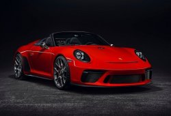 El Porsche 911 Speedster será el último Porsche 991