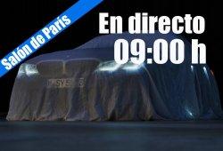 En directo, las novedades de BMW desde el Salón de París 2018