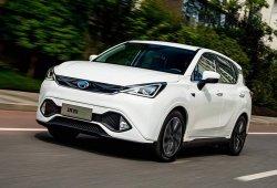 Eupheme EV, el nuevo SUV totalmente eléctrico de Mitsubishi para China