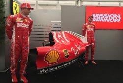 Ferrari estrenará una nueva librea en Suzuka