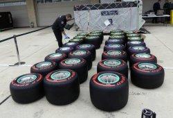 La FIA declara legales las llantas de Mercedes y acota la quema de aceite