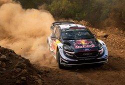 Ford apoyará a M-Sport, aún sin Sébastien Ogier