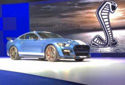 El nuevo Ford Mustang Shelby GT500 filtrado en Instagram