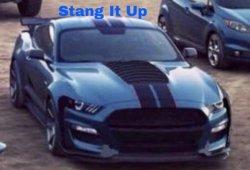 ¿Ford ha desarrollado un nuevo Mustang Shelby GT500R?