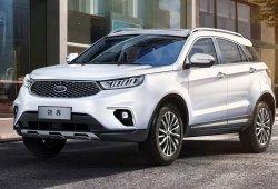 Ford Territory, un nuevo SUV para China cargado de tecnología