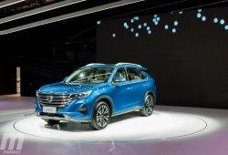 GAC GS5, un nuevo SUV que alienta la llegada de la marca china a Europa