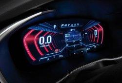 Tecnológica y futurista, así es la instrumentación digital 3D del Genesis G70
