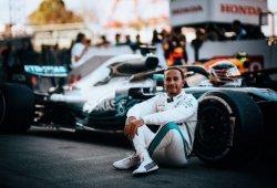 """Hamilton acaricia su quinto título: """"Tengo ganas de soltar a la bestia en Austin"""""""