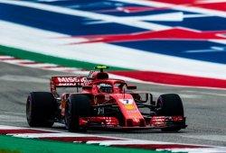 Raikkonen vuelve a la victoria y Hamilton no ata el título