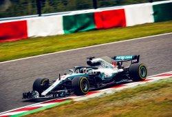 """Hamilton arrasa en los segundos libres al grito de """"¡esta pista es alucinante!"""""""