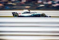"""Hamilton entra en trance en Suzuka: """"Este circuito es genial"""""""