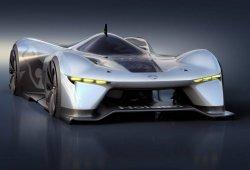Holden Time Attack concept: 1.359 CV y 3.240 Nm eléctricos para Bathurst