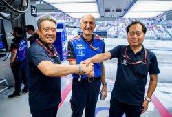 Honda ayuda a Toro Rosso a dejar atrás 'seis meses de mierda'