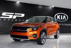 Kia lanzará en Estados Unidos un SUV compacto basado en el SP Concept