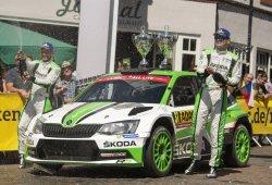 Jan Kopecký es campeón del WRC2 antes del Rally RACC