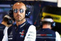 """Kubica, el candidato """"fantástico"""" para Williams que no esperará """"hasta diciembre"""""""
