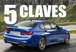 Las 5 claves del nuevo BMW Serie 3 para recuperar el liderato